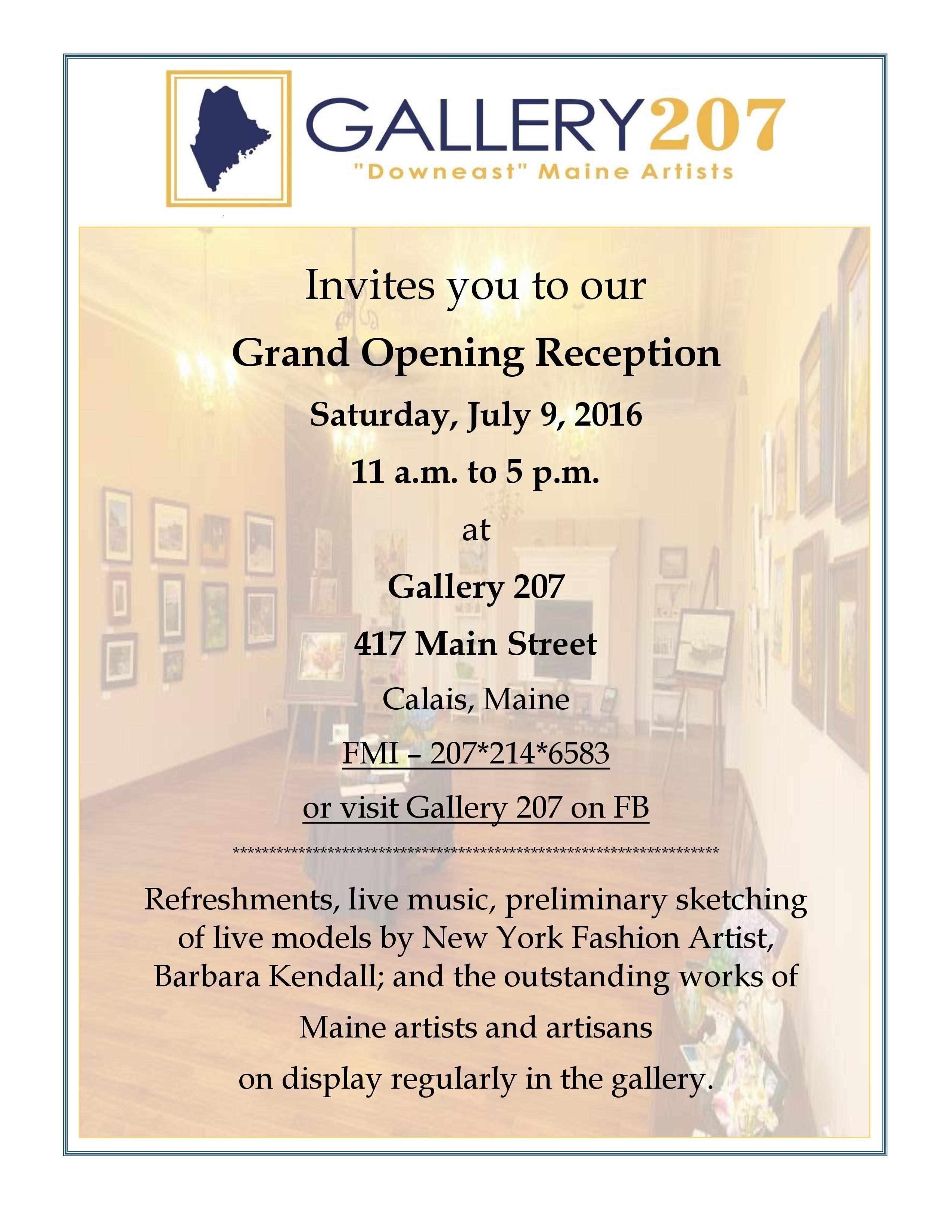 Gallery Reception Invitation 1 ARTSIPELAGO