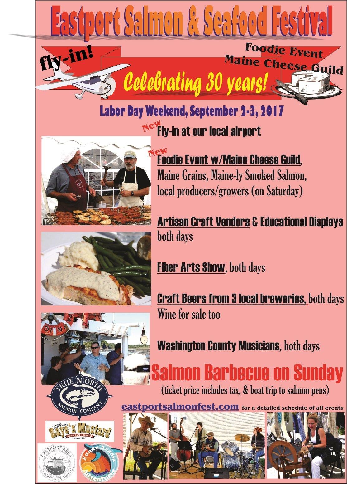 Eastport Salmon and Seafood Festival - ARTSIPELAGO