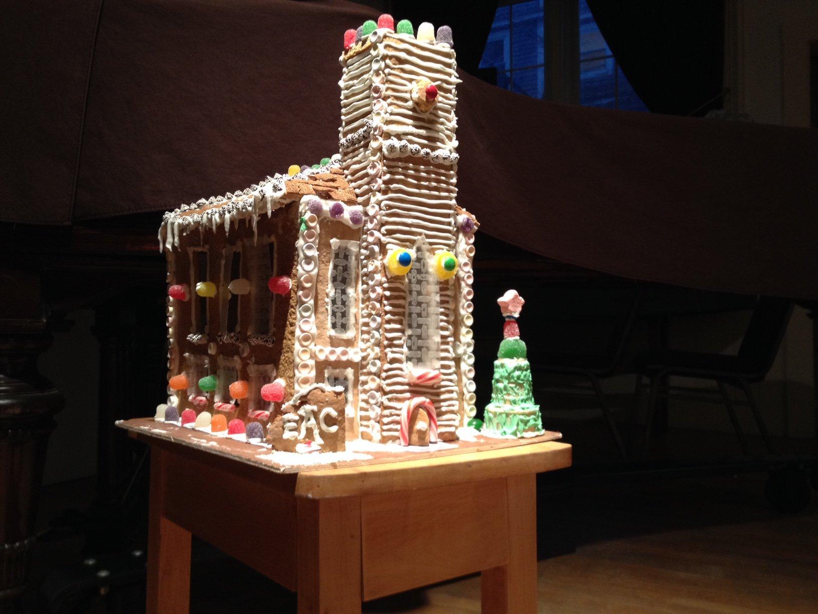gingerbread house decorating artsipelago