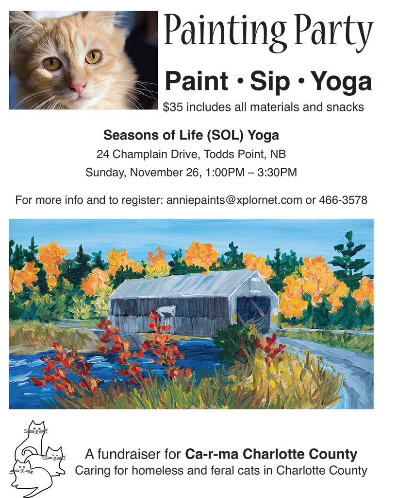 Paint sip yoga artsipelago for Sip and paint charlotte nc