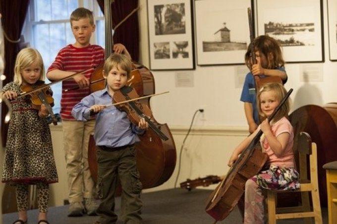 Eastport Strings Performers