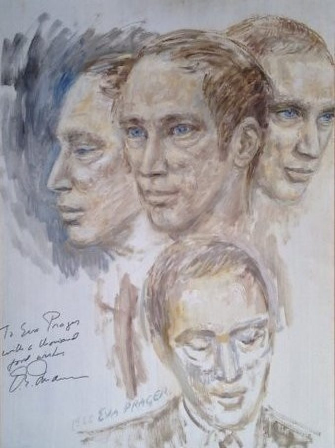 Oppenheimer-Prager Museum: The Four Faces of Pierre Trudeau