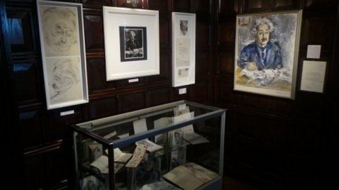 Oppenheimer-Prager Museum: The Einstein Corner