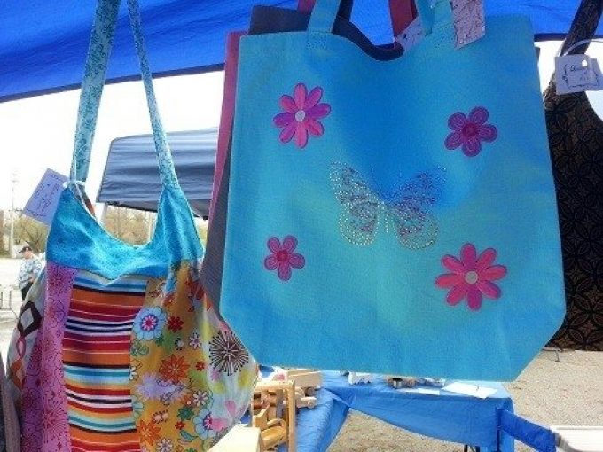 Handmade Crafts, Clothing, Soaps and More