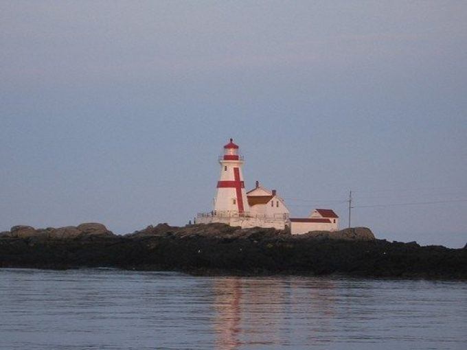 East Quoddy Head Lighthouse